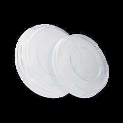 Lids for paper bowls
